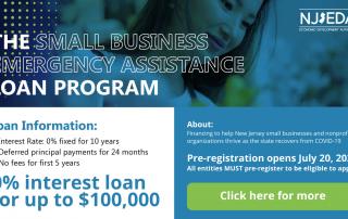 NJEDA Phase 2 Loan