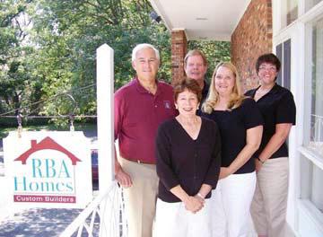 2013 Success Award Winner RBA Homes