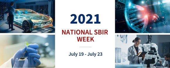 SBA Hosts National SBIR Week - 2021