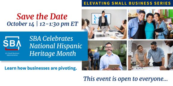 SBA Celebrates National Hispanic Heritage Month