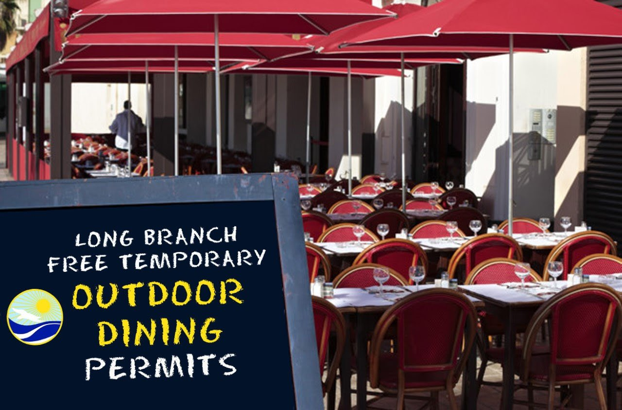 City of Long Branch Temporary Use Permit - 2021 Outdoor Dining